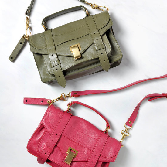 Forzieri's Satchels and Shoulder Bags