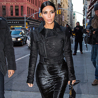 """Kim Kardashian's """"New"""" Look Is Sexier Than Ever"""