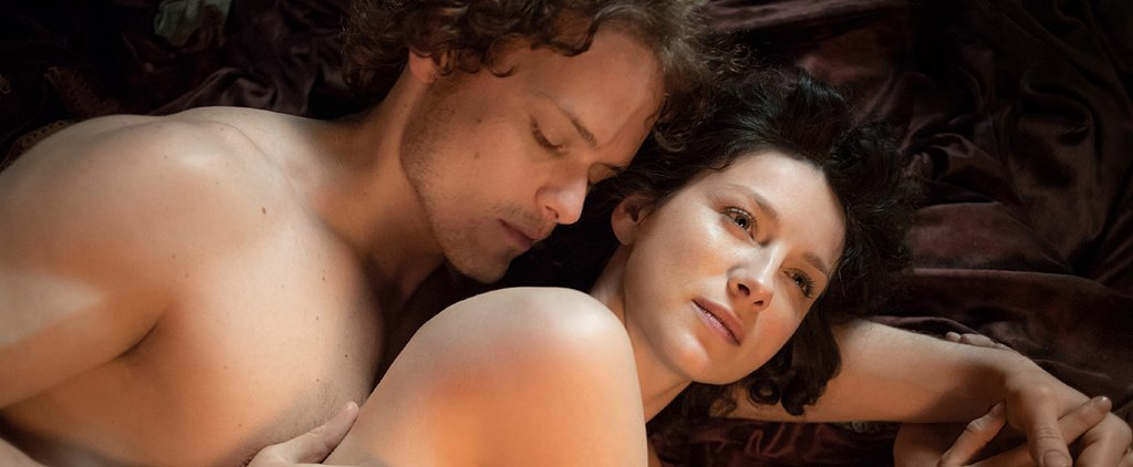 Sex Scenes Are Highlighted in These New Outlander Pictures
