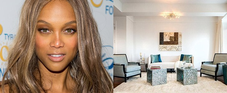 Tyra Banks's $3.8 Million Manhattan Apartment Is Downright Fierce
