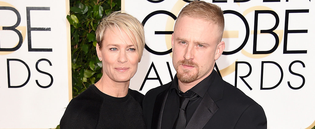 Robin Wright and Ben Foster Make Their New Relationship Status Obvious