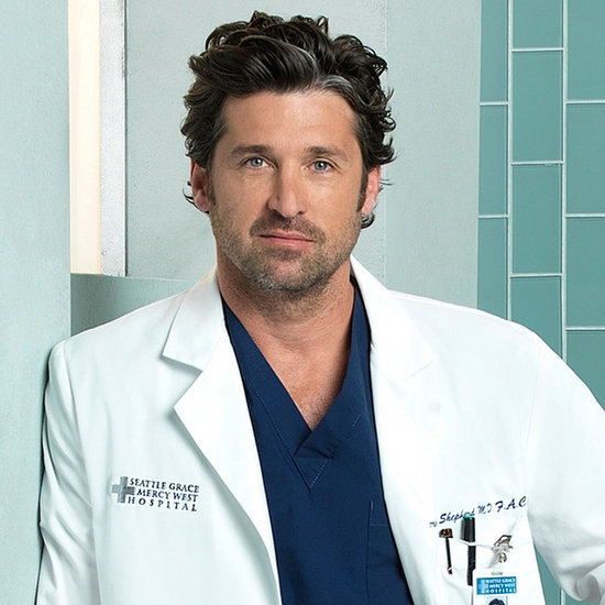 Patrick Dempsey GIFs From Grey's Anatomy