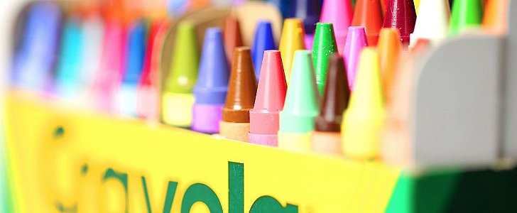 Hacked! Crayola's Facebook Page Shows NSFW Photos
