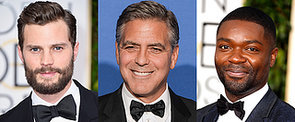 The Sexiest Snaps of the Hottest Guys at the Golden Globes