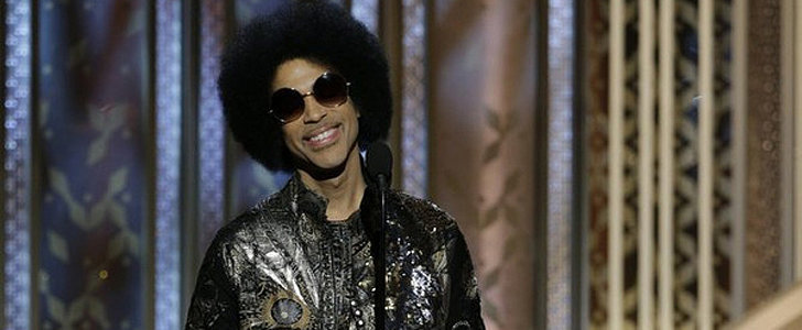 Everyone Freaked Out When Prince Showed Up at the Golden Globes