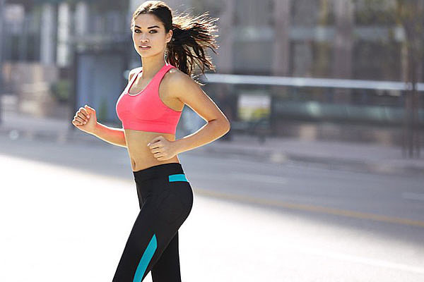 Shanina Shaik Is The Face Of F21 Active By Forever 21
