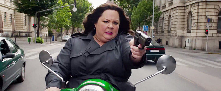 Melissa McCarthy Is Up to Her Funniest Hijinks Yet in the Trailer For Spy