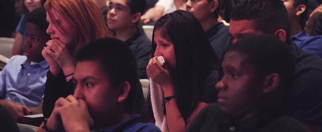 This Story About a Mother's Love Brought an Entire Middle School to Tears