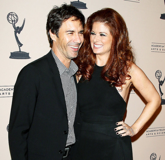 Debra Messing, Eric McCormack Have Will and Grace Reunion on Mysteries of Laura: Details