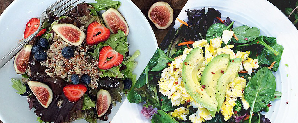 Salad For Breakfast? Your Life Is About to Change