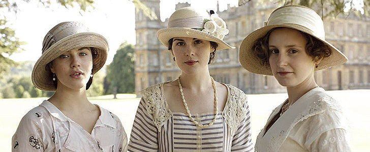 We're Swooning Over All These Stunning Beauty Looks From Downton Abbey