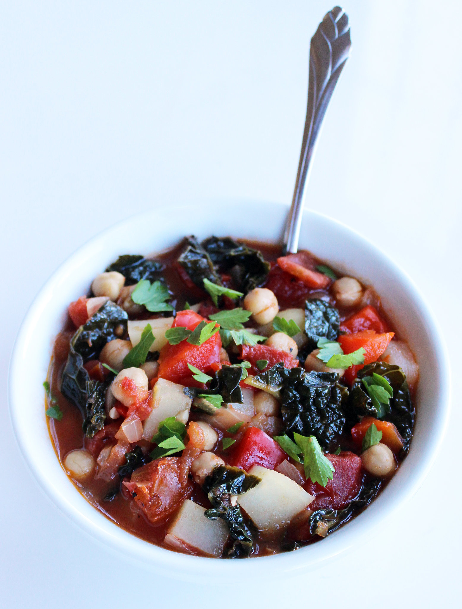 Boost Your Metabolism With Protein-Rich Chickpea and Kale Soup