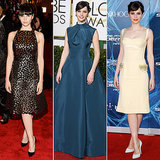 Pictures of All Felicity Jones's Best Red Carpet Dresses