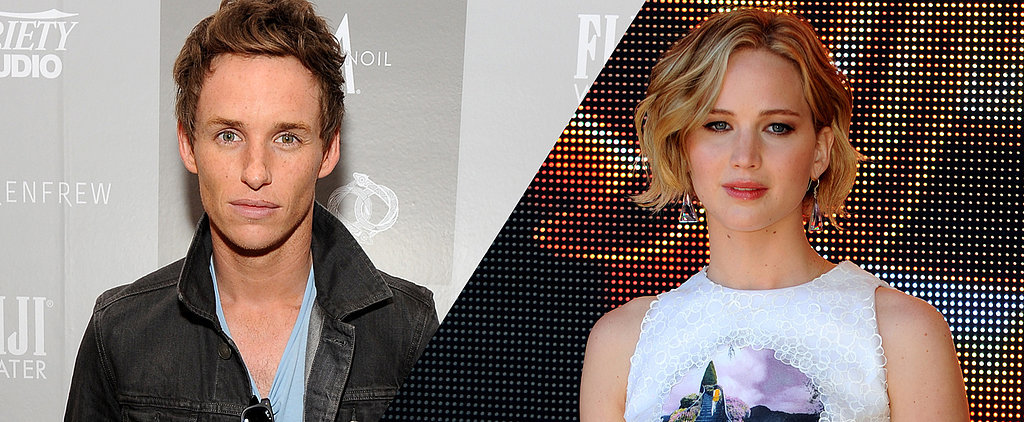 6 Glorious BFF Moments From Jennifer Lawrence's Interview With Eddie Redmayne