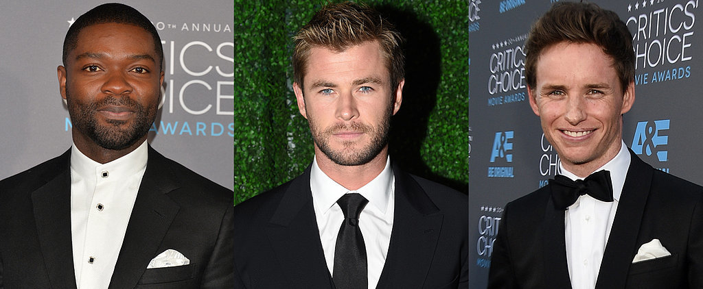 Swoon Over the Hottest Hollywood Guys at the Critics' Choice Awards