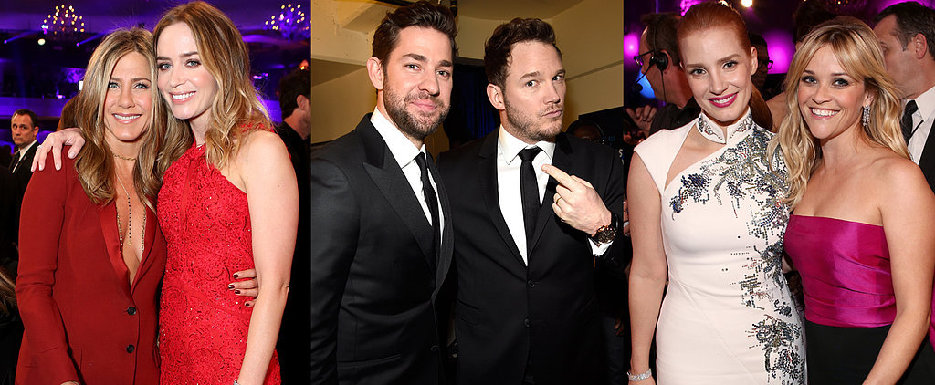 Adorable Duos Pal Around at the Critics' Choice Awards