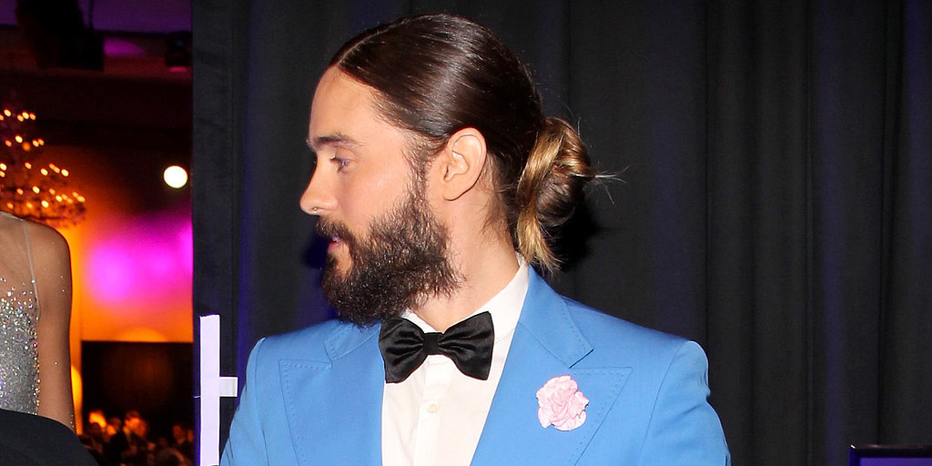Man Bun Monday: A Tribute To Jared Leto's Mun | Her Campus