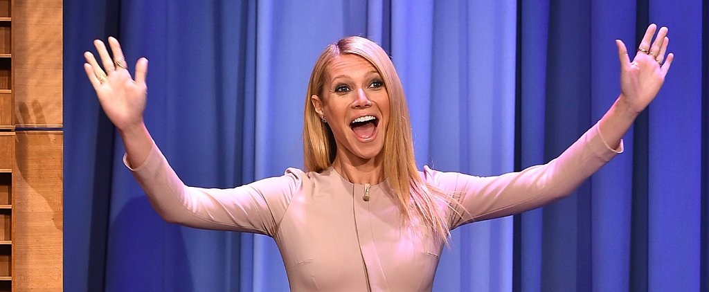 Gwyneth Paltrow Wore a Jumpsuit to Jimmy Fallon — but Did She Pull It Off?