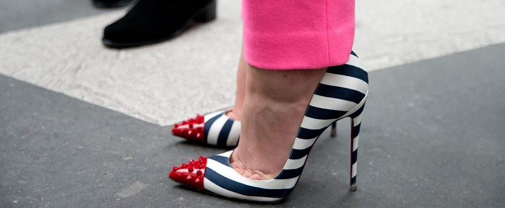 14 Ways to Bring Your Printed Pumps to Life