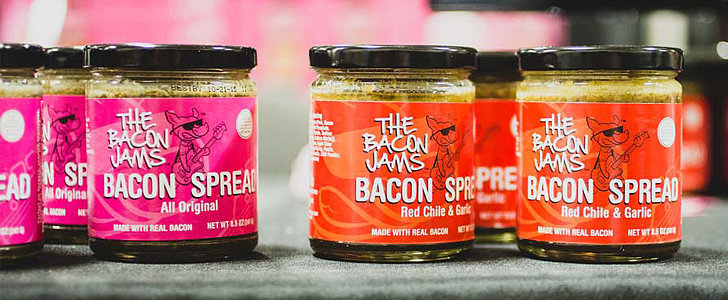 The Bacon Mania Lives on With This Bizarro Spread