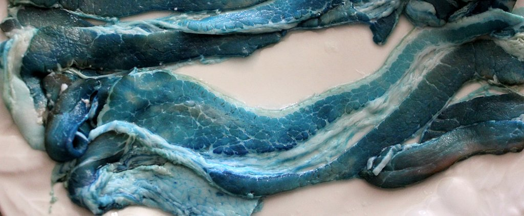 Proof That Blue Bacon Is Indeed a Real Thing