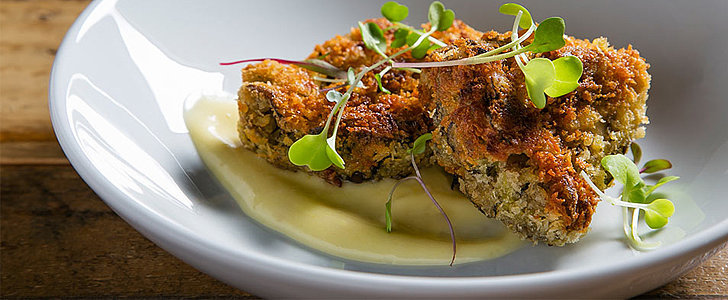 Fried Breaded Mushrooms — Why Didn't We Think of That?