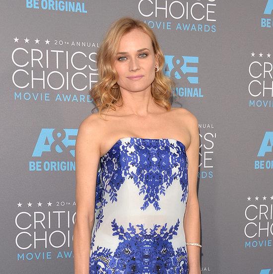 Diane Kruger Style Critics' Choice Awards
