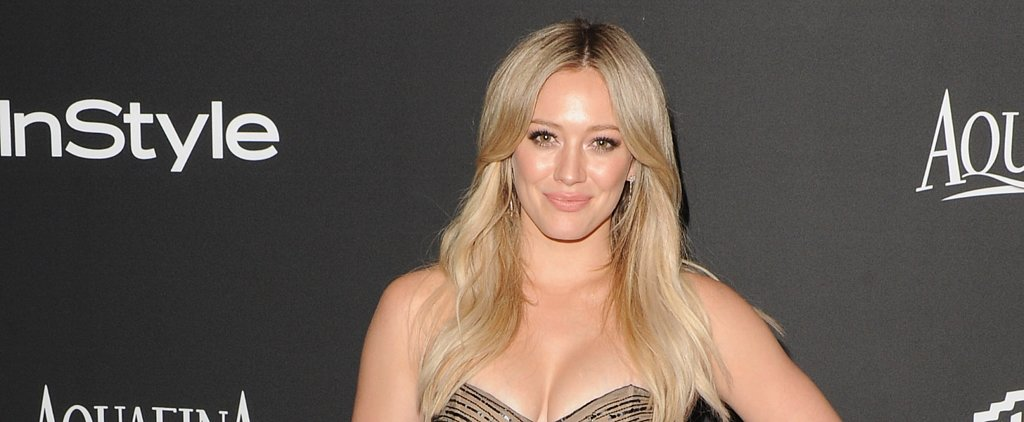 Hilary Duff Is Not Concerned With Being Skinny