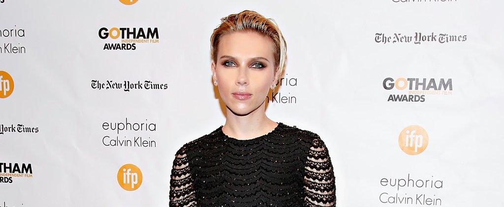 Petition Calls For Recast of Scarlett Johansson's Latest Role