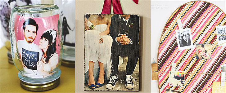 9 Ways to Display Your Couple Photos That Won't Make You Gag