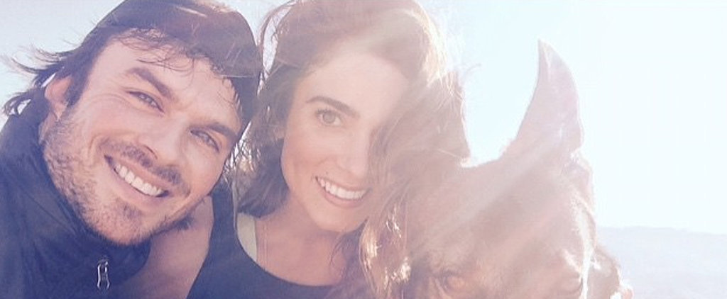 11 Snaps That Show Ian and Nikki Are Completely Head Over Heels For Each Other