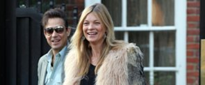 Kate Moss Just Wore the Best Birthday Outfit Ever