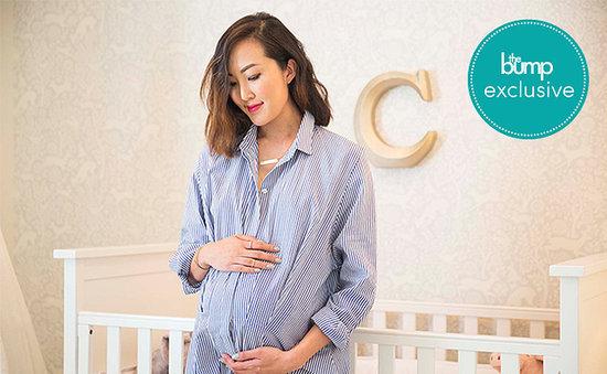 Tour Blogger Chriselle Lim's Cozy, Sophisticated Nursery (Photos)