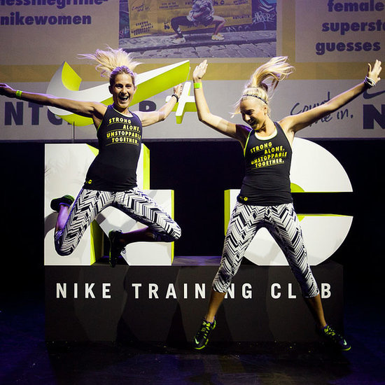 NIKE Training Club Event at Melbourne Forum Theatre