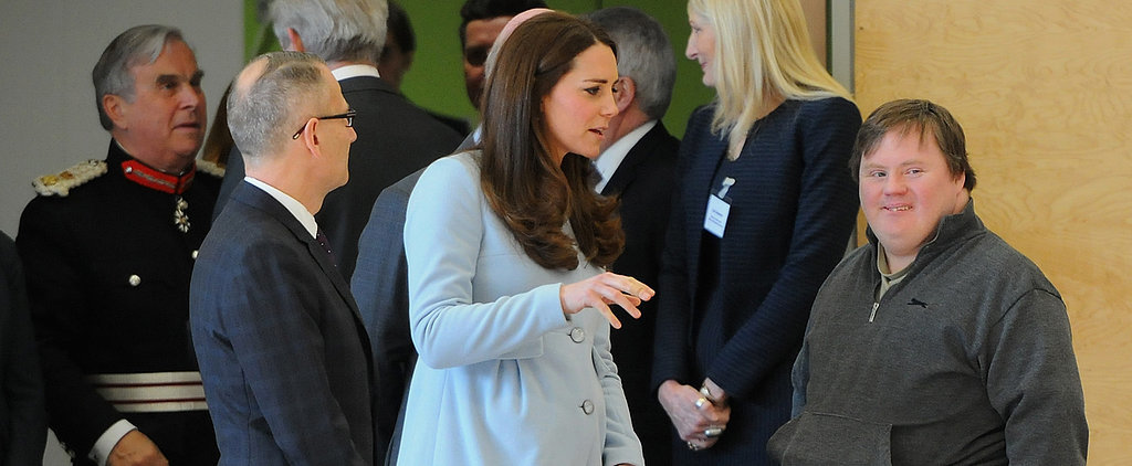 Kate Middleton Is Back Out and Showing Off Her Bump