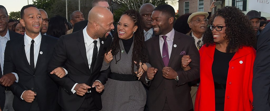 Oprah Winfrey and the Stars of Selma Celebrate MLK Day in a Major Way