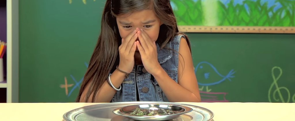 Kids Trying Escargot For the First Time Might Be the Cutest Thing Ever