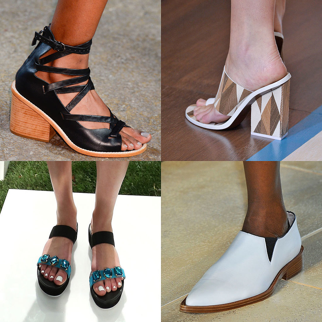 The Wardrobe Curator Spring 2015 Shoe Trends And One Of
