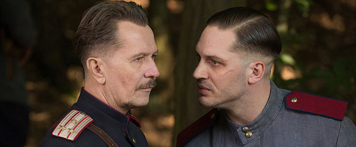 Check Out the First Poster For Tom Hardy's Child 44