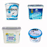 Calories in Greek Yoghurt