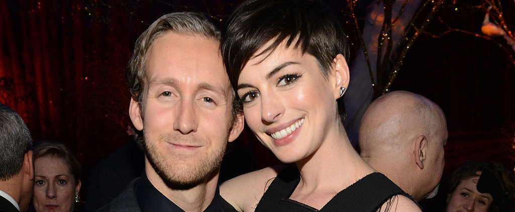 "Anne Hathaway on Her Marriage: ""I'm His and He's Mine"""