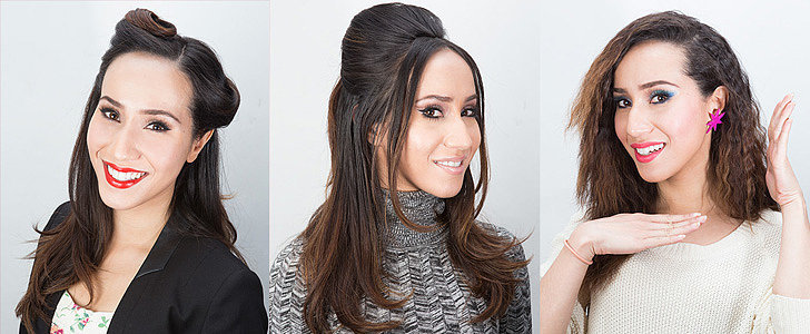1 Real Girl Takes On 6 Decades of Classic Beauty Looks