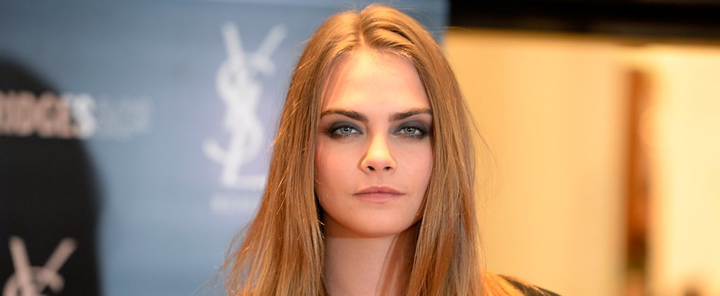 The Real-Girl Method to Getting Cara Delevingne's Eyebrows
