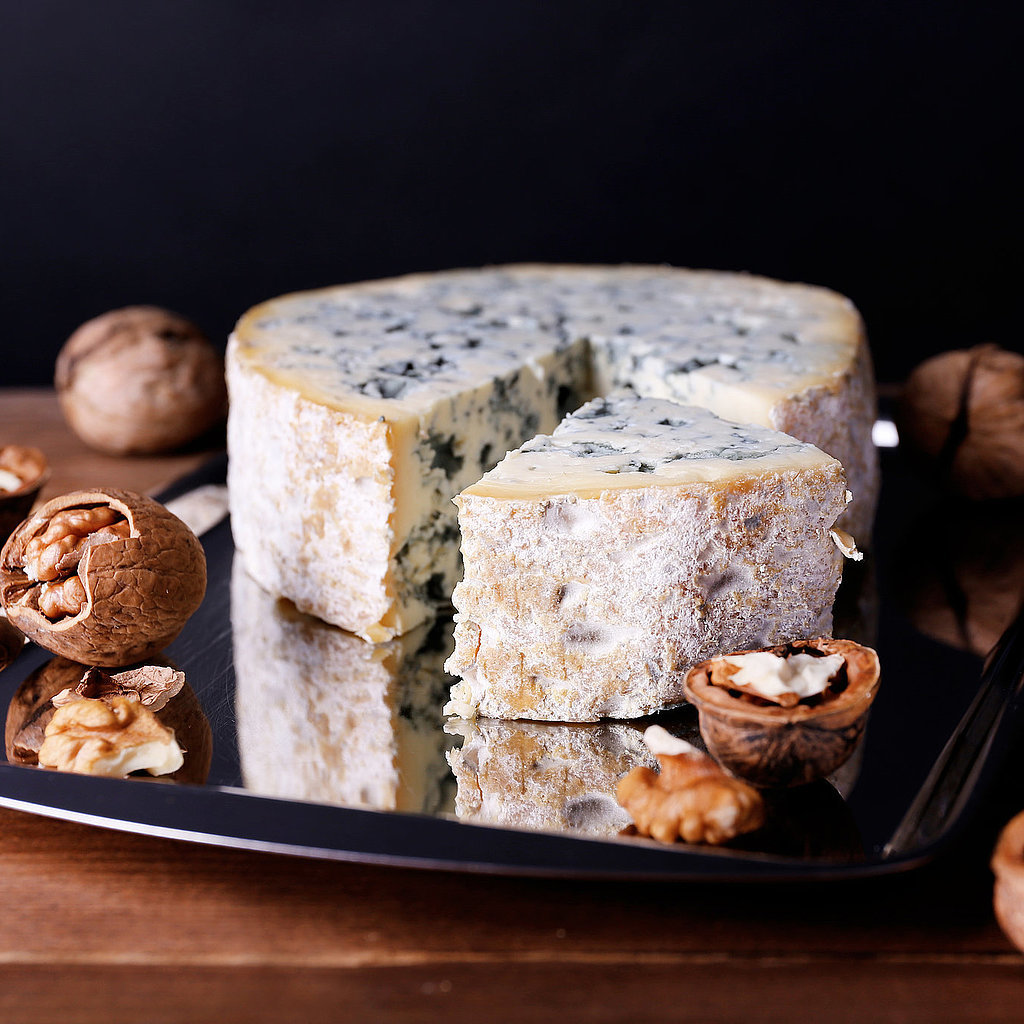 why is it safe to eat the mold in blue cheese  popsugar food