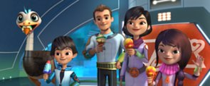 Sneak Peek: Disney's New Miles From Tomorrowland Looks Out of This World