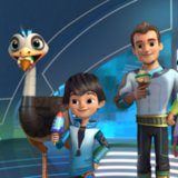 Preview of Disney Junior's Miles From Tomorrowland