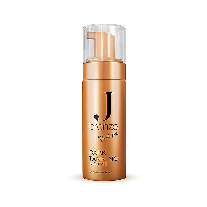 JBronze by Jennifer Hawkins Dark Tanning Mousse, $34.95