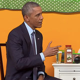 GloZell Green and YouTubers Interview President Obama