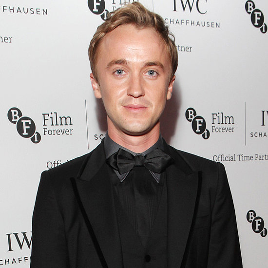 Tom Felton Sorts Celebrities Into Hogwarts Houses