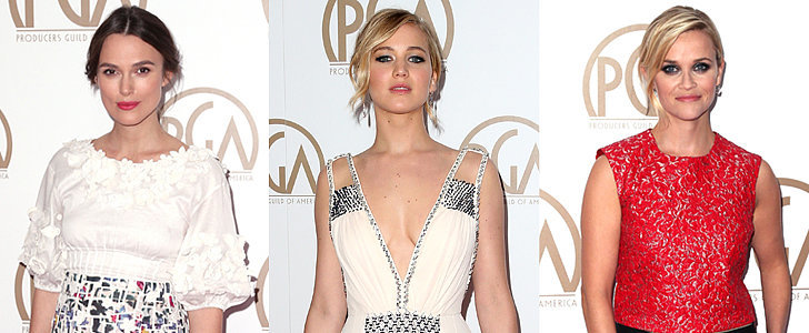 The Stars Steal the Spotlight at the Producers Guild Awards